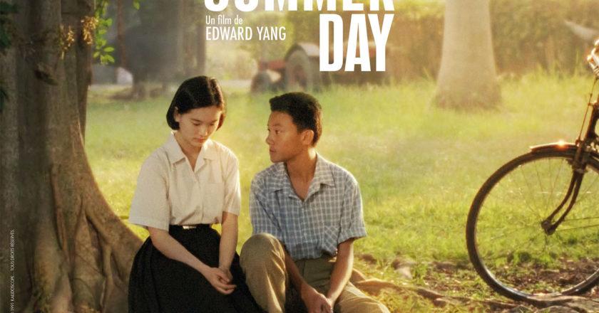 "Weekend Watch: Movie Review "" A Brighter Summer Day"""