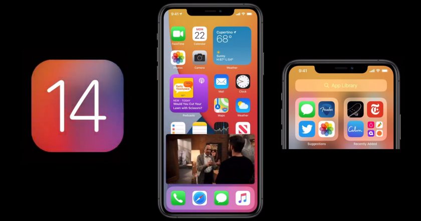 Apple iOS 14 Launch