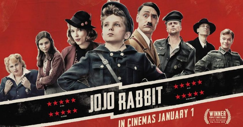 Movie Review : Jojo Rabbit