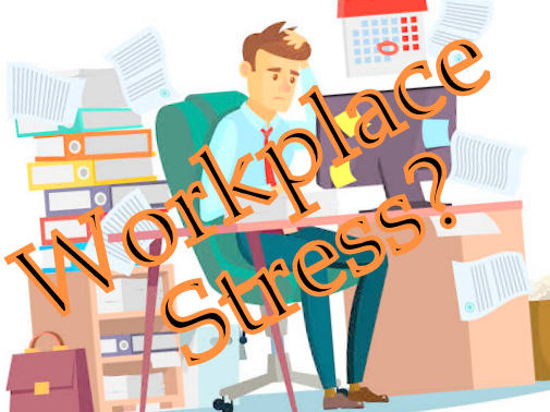What is Work Place Stress? How to Overcome ?